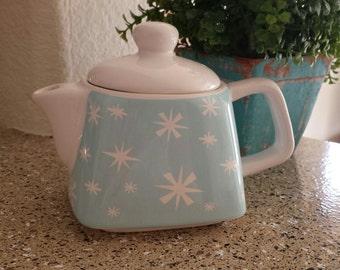 Tiny Vintage Tea Pot