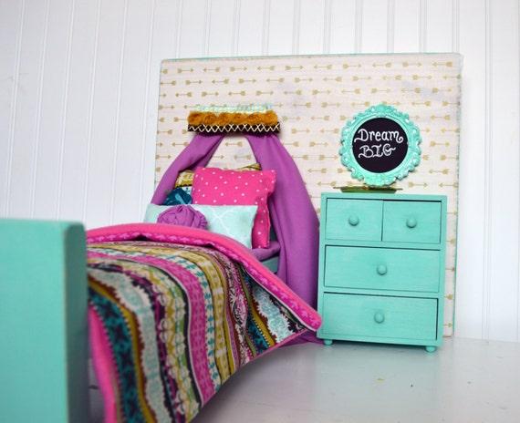 Purple And Fuschia Boho American Girl Bedding Boho By