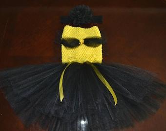 Bumblebee tutu set