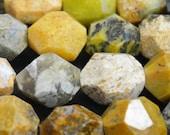 Natural Ocean Jasper Nugget Beads