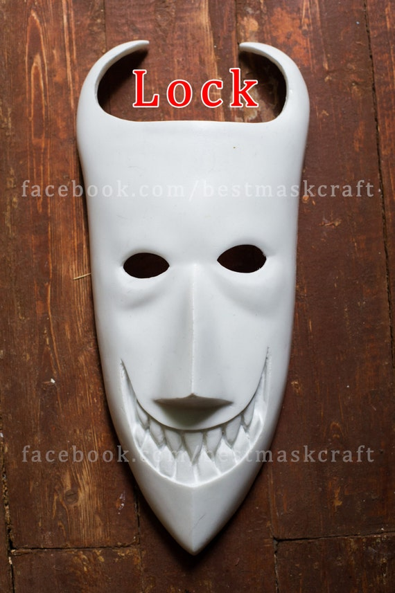 Read Info Before Order Inspired Lock Shock Barrel Masks