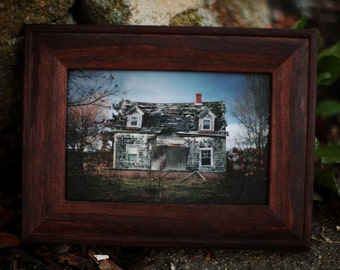 The Mysterium / photo by Steve Skafte / 4 x 6 inches framed