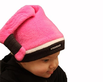 Baby hockey hat; infant winter hat; baby winter hat;