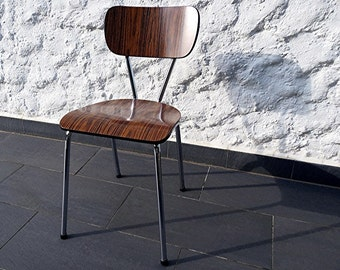 Formica chair etsy for Chaise formica