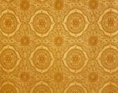 Gold and orange ornate mi...
