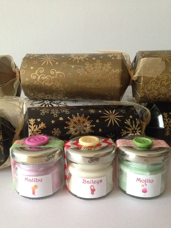 Christmas Crackers Adult Crackers Boozy Mini By Charmingifts