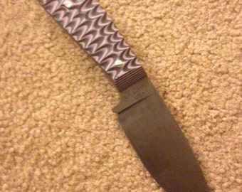 Custom Knife (hunting knife)