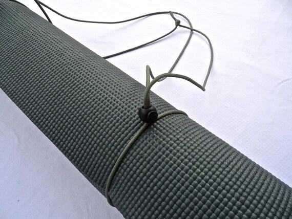 3N1 Yoga Mat Strap, FREE SHIPPING On All U.S. Orders- Sage Brush Green- Yoga Mat Sling, Yoga Mat Carrier, Yoga Mat Holder, Yoga Mat Tote