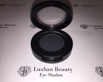 Luxhan Black Diamonds Pressed Eye Shadow, Gluten Free, Natural, Organic, and Vegan.