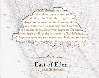 East of Eden Poster Print