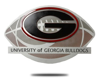 Georgia Bulldogs Football Wall Art