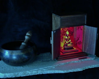 Buddha Meditation Set