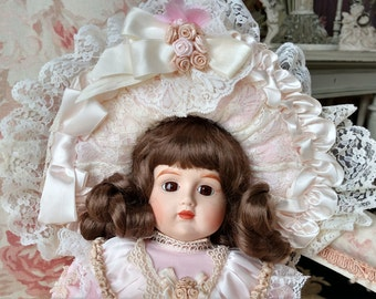 SALE NOW 48.50 Gorham doll from the Les Belles Bebes collection Limited Edition