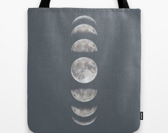 "Shop ""personalized moon phase"" in Bags & Purses"