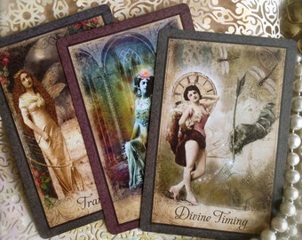 Psychic Reading - Vintage Wisdom Oracle