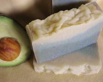 Triple Avocado Soap - Unscented