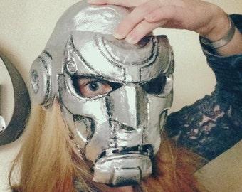 DOCTOR DOOM - cosplay mask - 50POUNDSOFF!