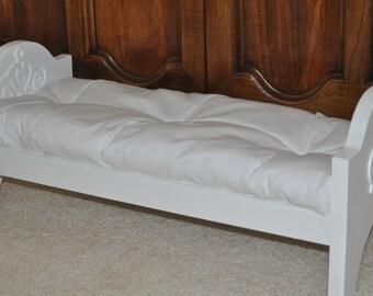 Doll bed mattress custom size