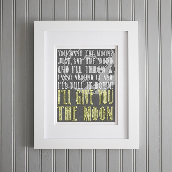 I 39 Ll Give You The Moon It 39 S A Wonderful Life By Therootedpair