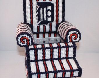 Detroit Tigers TV remote holder