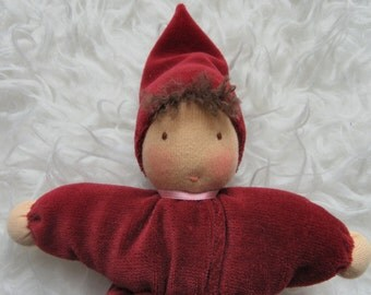 Michel, cuddle doll, Babies first doll