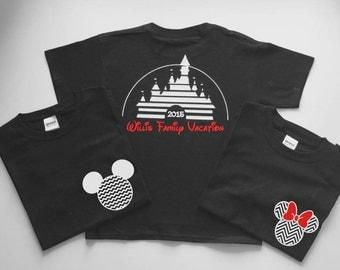 Matching Disney Shirts, Free Shipping