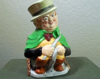Vintage Toby Jug Irish Lord Made in England