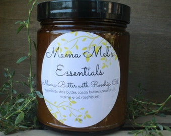 Mama Butter with Rosehip Oil