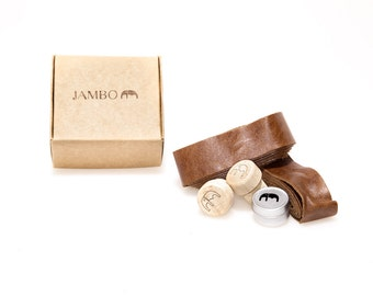 Jambo leather bar tape. grip of leather to the handlebar of your bike.