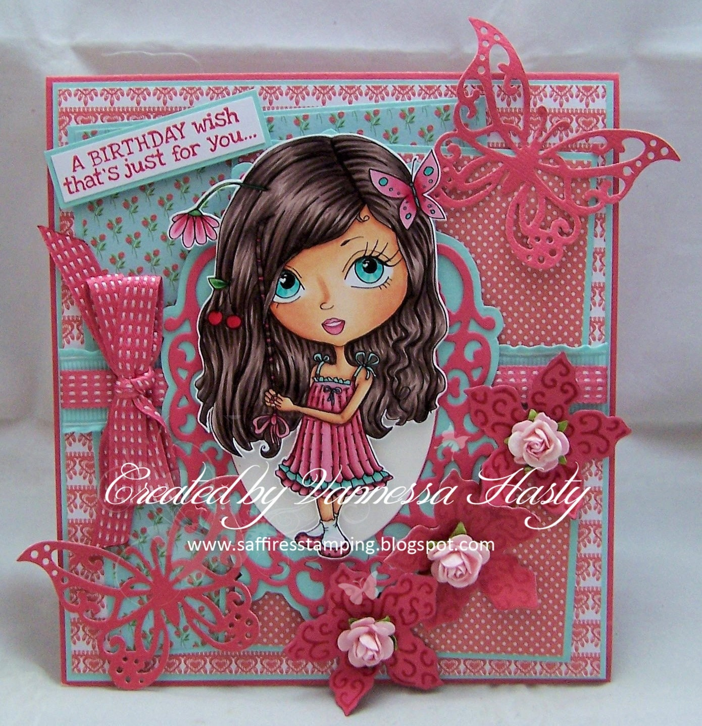 stamps girls The new painted poppies stamp set features a graceful line-art style  combine them into one fabulous girl group or  my favorite things is your home .