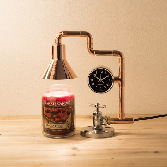 Pipestory Candle Warmer Pipe Lamp Iron Pipe By