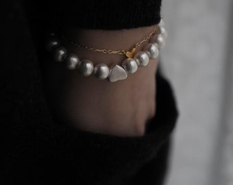 Bracelet:  The Brooklyn Bracelet - B062 Silver/B063 Gold