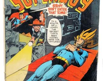 SUPERBOY, #166, June, 1970 Comic Book