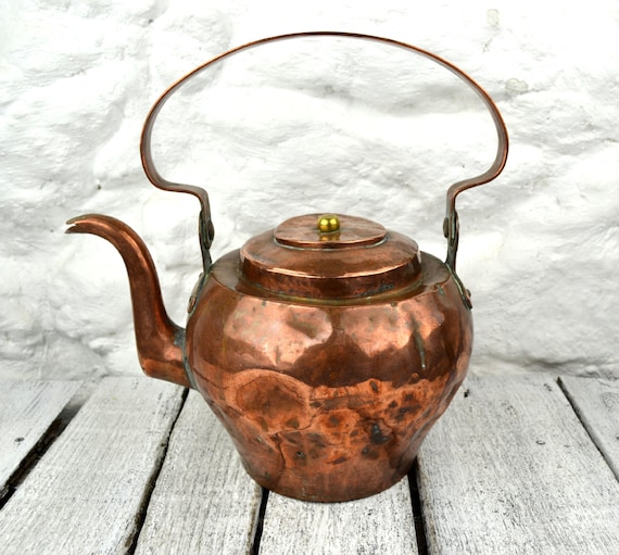 Dating Dovetail Seams - Copper Tea Kettle - SMP Silver Salon Forums