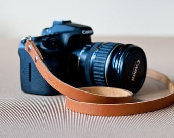 Leather Camera Strap,Nikon camera strap,Canon camera strap,vintage camera strap,retro camera strap,Leica strap,leather strap,dslr camera