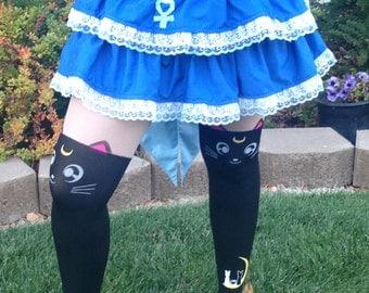 sailor mercury skirt