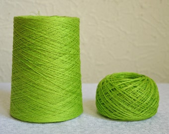 100% Linen yarns, 50g / 1,76 oz balls