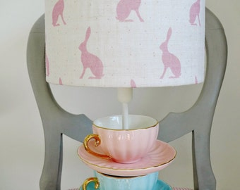 Bespoke Belle Teacup Lamp