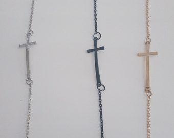 Cross Bracelet (Set of 1)