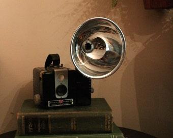 Vintage Brownie Hawkeye Kodak Flash Model Camera