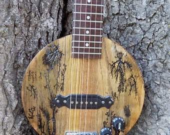 SALE  Six String Electric Guitar