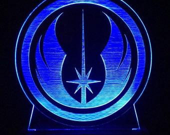 Jedi Order Logo Etsy