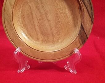 "Ash Platter, 6"" x 1"""