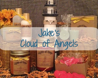Jake's Cloud of Angels ~ Candles