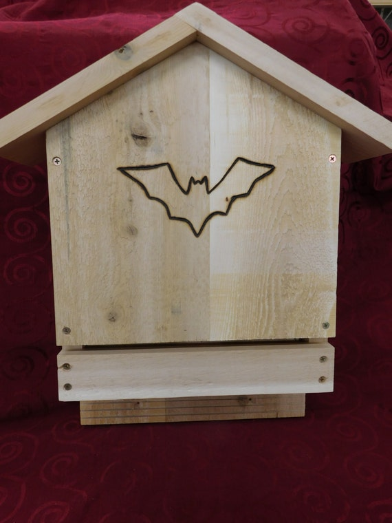 Cedar Bat Houselarge Cedar Bat House