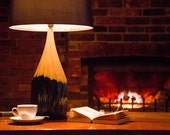 "Solid Hornbeam ""Pencil"" Lamp"