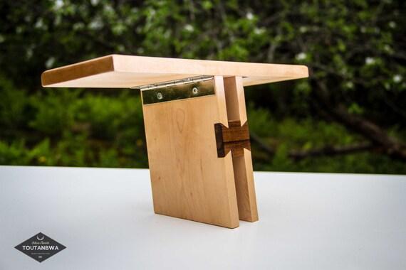 banc m ditation pi en bois pliable d montable par toutanbwa. Black Bedroom Furniture Sets. Home Design Ideas