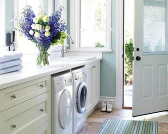 Laundry Room Decal, Laundry Room Wall Decal, Vinyl Lettering, Wall Lettering, Laundry Room Decals, Laundry Room Quotes