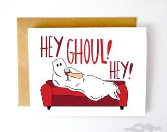 Funny Halloween Card, Fall Card, Funny Fall Card, Witch Card, Halloween Card, Hocus Pocus Card, Halloween, Funny Halloween, Halloween Gift