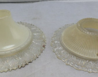 Set of 2 Small Ceiling Lamp Shades